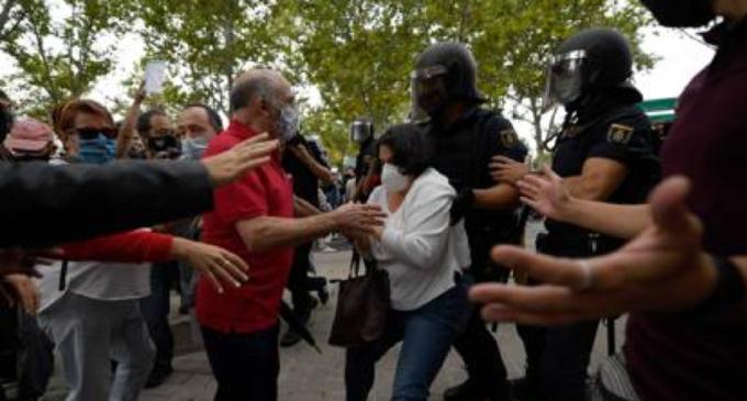 In Europa: Italia accerchiata dai contagi dei Paesi vicini