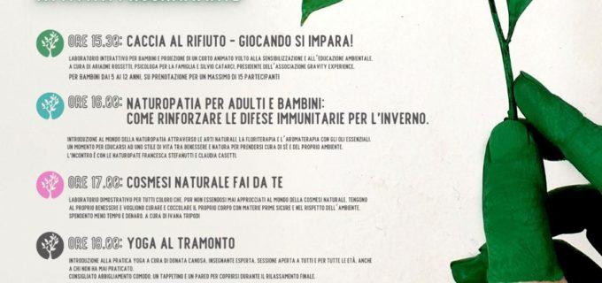 NaturArte a Trevignano, Sabato 19 settembre dalle 15 alle 19