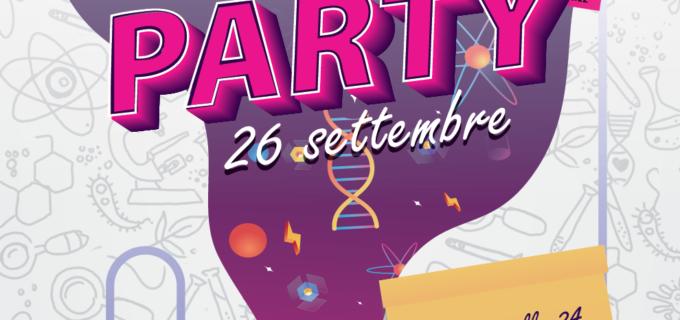 """Frascati: Via a """"Science Party"""" il 26 settembre"""