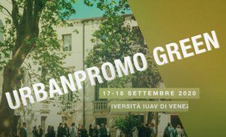 17 e 18 settembre la quarta edizione di Urbanpromo Green.