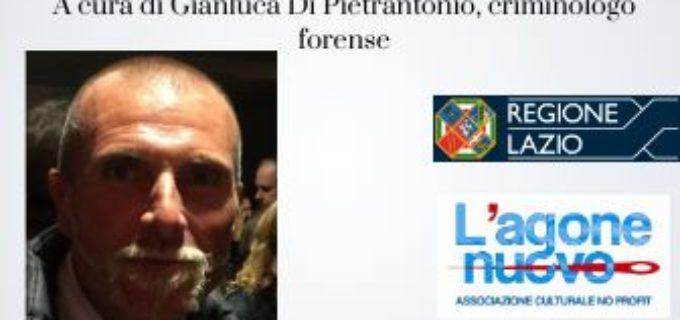 """""""La Fragilità del maschio Alfa"""" Di Gianluca Di Pietrantonio, criminologo forense"""
