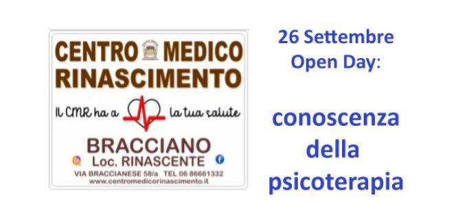 Open Day, 26 Settembre: conoscenza della psicoterapia