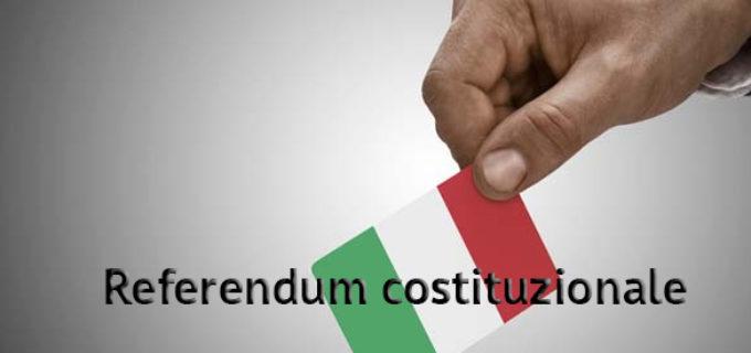 Referendum costituzionale sul taglio dei parlamentari