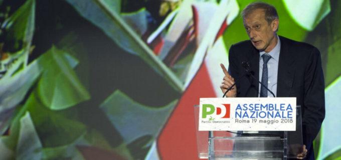 """Fassino: """"Il monito di Bertinotti merita attenzione, il Pd che volevamo va ancora costruito"""""""