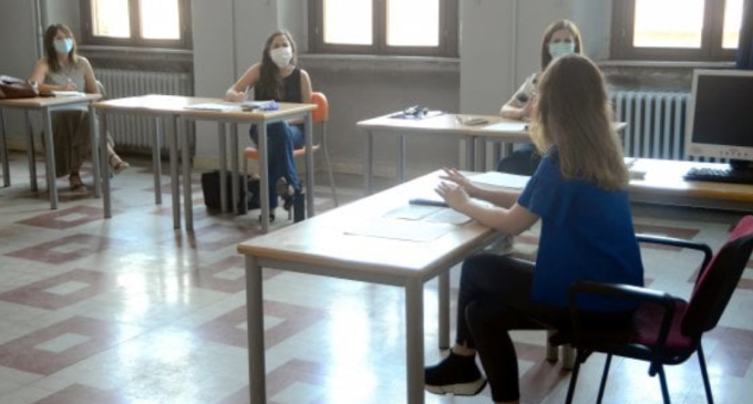 Coronavirus nelle scuole, allarmanti i numeri del Lazio