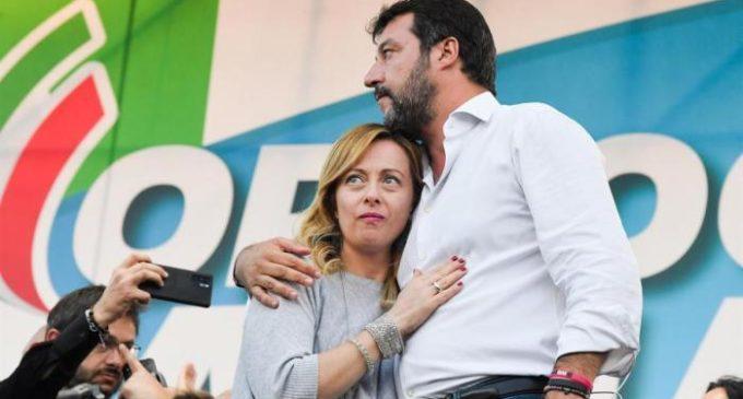 Sondaggi: il Pd a 4 punti dalla Lega, Fratelli d'Italia sopra il Movimento 5 Stelle