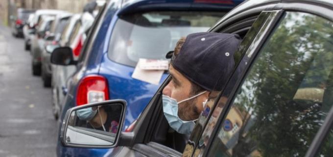 CORONAVIRUS: D'AMATO, 'DA MARTEDI' AI DRIVE DI ROMA SOLO SU PRENOTAZIONE