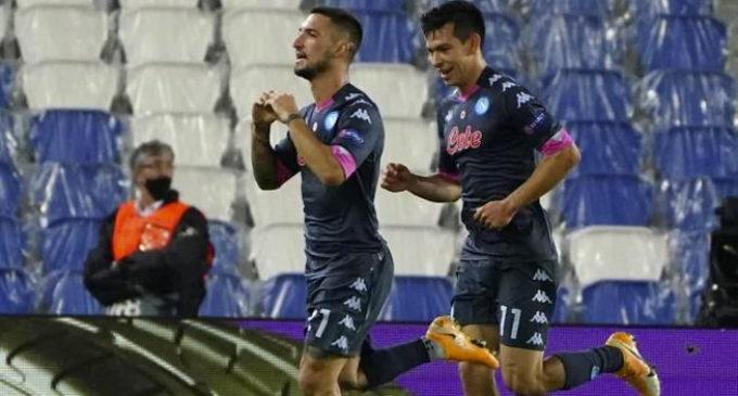 Europa League, vincono Milan e Napoli. Roma solo pari. I risultati
