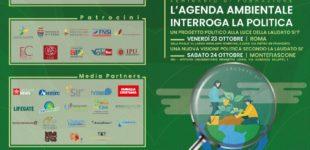 Greenaccord e Associazione Rocca dei Papi per un'ecologia integrale