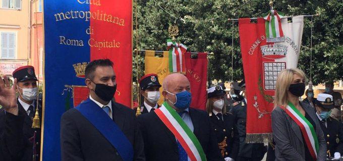 LA CITTÀ METROPOLITANA DI ROMA: ALLA COMMEMORAZIONE IN ONORE DI LEONE CIPRELLI IDEATORE DELLA MODERNA SAGRA DELL'UVA DI MARINO