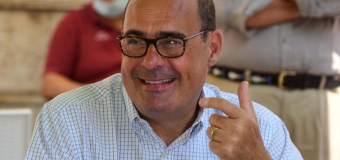 Regione, Zingaretti firma nuove ordinanze