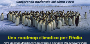 Conferenza nazionale sul Clima 2020. Presentazione dell'Italy Climate Report(ICR) 2020