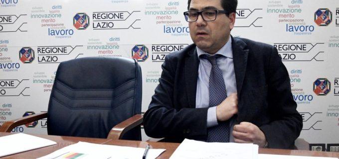 D'Amato: situazione del contagio nel Lazio il 20 Ottobre 2020
