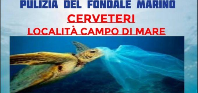 Campo di Mare, pulizia del fondale marino: una giornata in ricordo di Daniele Papa