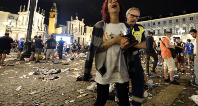 Chiesta la condanna della sindacaAppendino per i fatti di piazza San Carlo