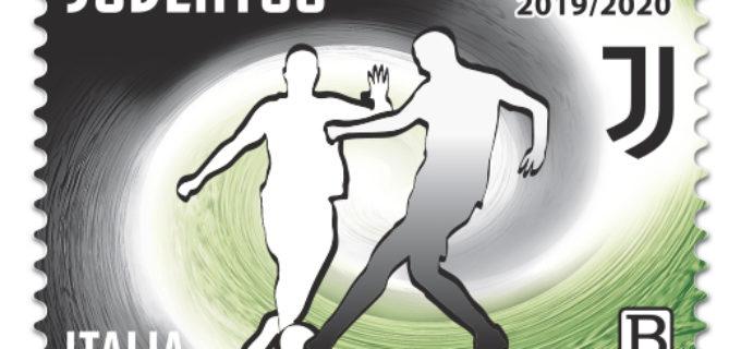 Poste Italiane emette un francobollo per la Juventus