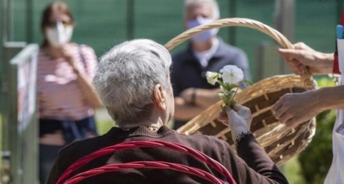 Roma, rintracciata l'anziana guida turistica positiva fuggita dalla Rsa