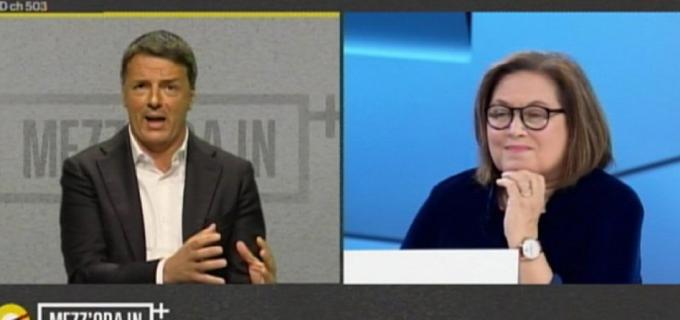"""Renzi: """"Se FI si separa da Lega-FdI è positivo"""". """"E su inchiesta Open faremo indagini difensive"""""""