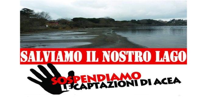 """Comitato Difesa Lago di Bracciano: """"Ci costituiamo parte civile nel giudizio contro Acea"""""""