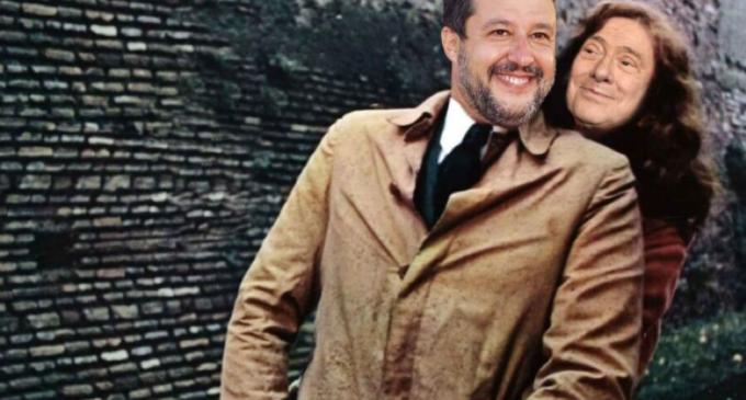 Salvini e Berlusconi rompono: il 'capitano' contro Mediaset ruba tre parlamentari al Cav