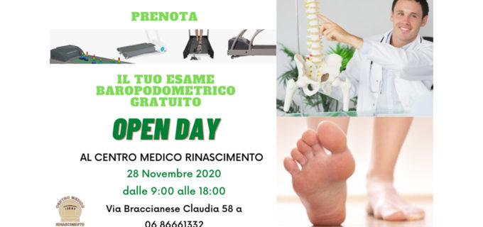 Centro Medico Rinascimento: Analisi baropodometrica  gratuita