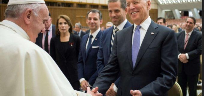 Papa Francesco ha telefonato a Joe Biden per offrirgli le sue benedizioni e congratulazioni
