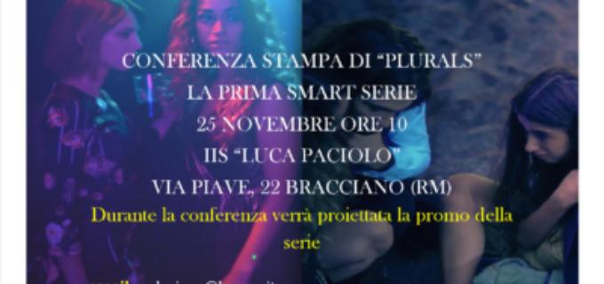 """Bracciano, 25 novembre ore 10: Presentazione di""""PLURALS"""" – collegamento zoom"""