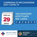 15 vaccinazioni