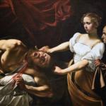 40 – Caravaggio – Giuditta e Oloferne