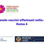 ASL ROMA4 – VACCINI